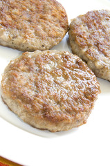 pork sausage patties