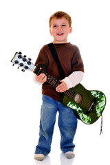 Budding Rock Star