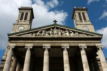 Saint-Vincent de Paul church in Paris