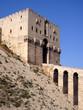 Zitadelle in Aleppo - Syrien