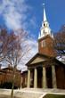 Memorial Church at Harvard University, Cambridge, Massachussets