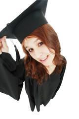 diploma girl