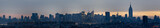 Dusk Manhattan Skyline 2