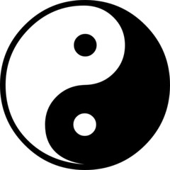Ying & Yang Symbol
