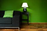 Green room with sofa - Fine Art prints