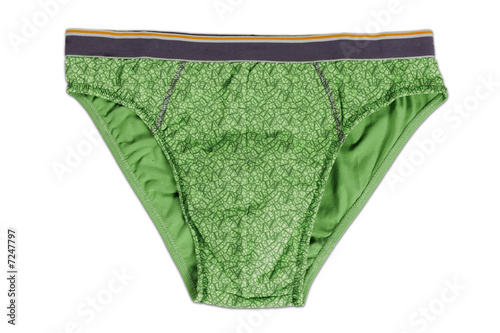 Green Man's Underwear