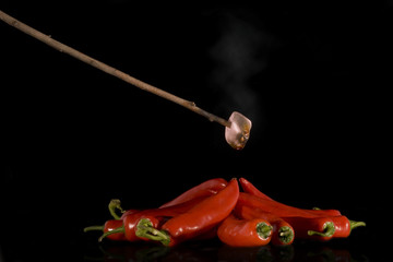 Cooking with Chilis