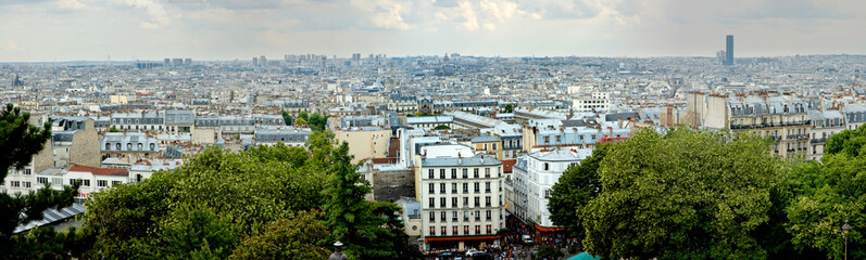 Monmartre panorama