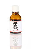 poison bottle poster