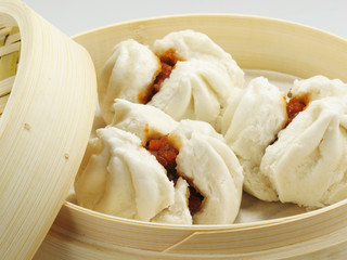 Fresh BBQ Pork Buns