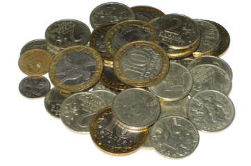 jubilee and usual coins which people use every day