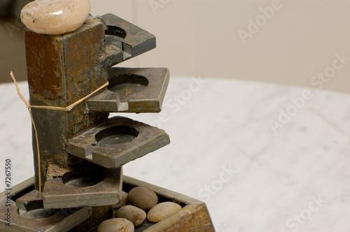 Fontana zen by nextyle royalty free stock photos 7267550 for Fontana zen