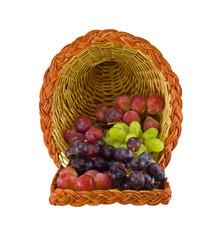 cornucopia of grapes