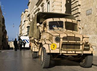 WWII Truck