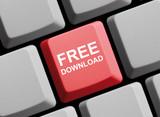 Kostenlose Downloads aus dem Internet poster