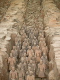 terra-cotta warriors poster