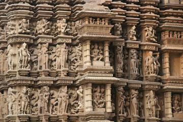 Erotic temples in Khajuraho
