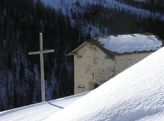 1578 - Chapelle près de St Véran
