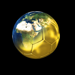 gold world of soccer
