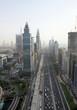 Above Sheikh Zayed Road