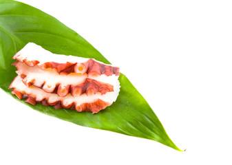sushi. Isolation on a white background.