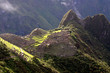 Machu Picchu seen from the Sun Gate