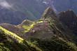 Machu Picchu seen from the Sun Gate