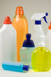 Detergent containers