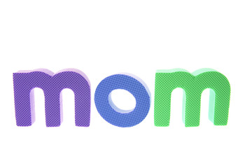 Mom Alphabets
