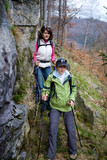 hiking poster