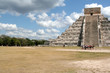 Chichen Itza Crowd