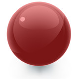Glossy Red Icon Button Template poster