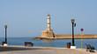 phare de la Canée hania en crète