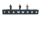 business is teamwork