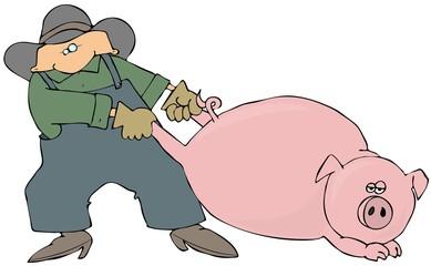 Pig Pull