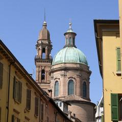 campanile e cupola