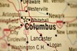 Map of Columbus Ohio