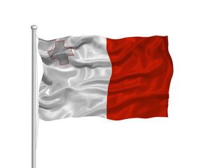 Malta Flag 2