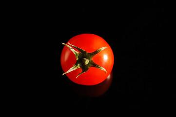 A Lone Tomato