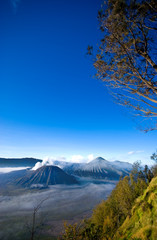 Mount Bromo taken in East Java, Indonesia
