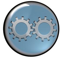 Glasbutton Werkzeug