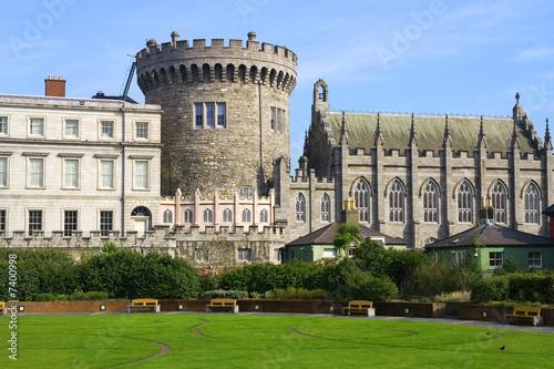 Poster Dublin Castle