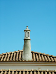 Spanish chimney pot