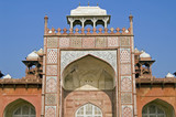 Muslim Tomb in Agra, India poster