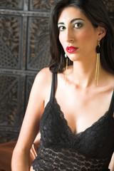 Sexy Italian woman