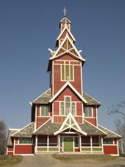 Lofoten's church