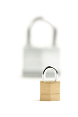 Pair of Padlocks