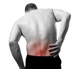 back pain poster