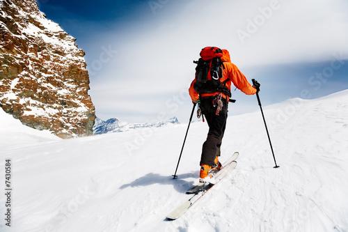 ski climber - 7430584