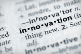 Dictionary Series - Science: innovation poster